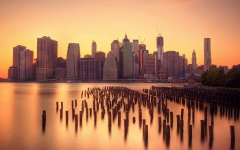 docks,new york,Financial district,silk,manhattan,smooth,water