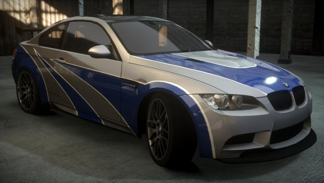 Bmw,Need for speed the run