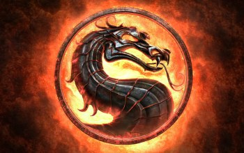 Mortal kombat,dragon