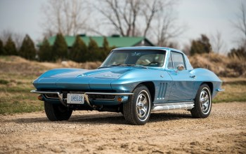 327,corvette,1966,sting ray,chevrolet,металлик