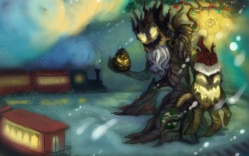 christmas or winter maokai,духи