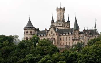 marienburg castle,Germany,ганновер,hannover,германия