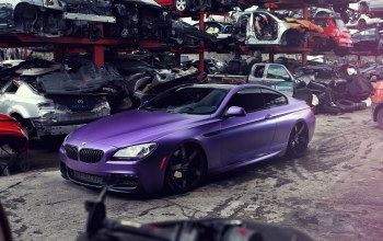 dump,Purple,Bmw