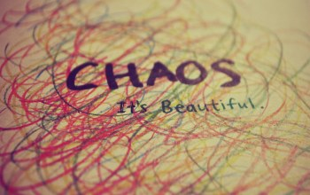 chaos,beautiful