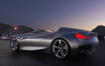 концепт,vision,connecteddrive ,Bmw,concept