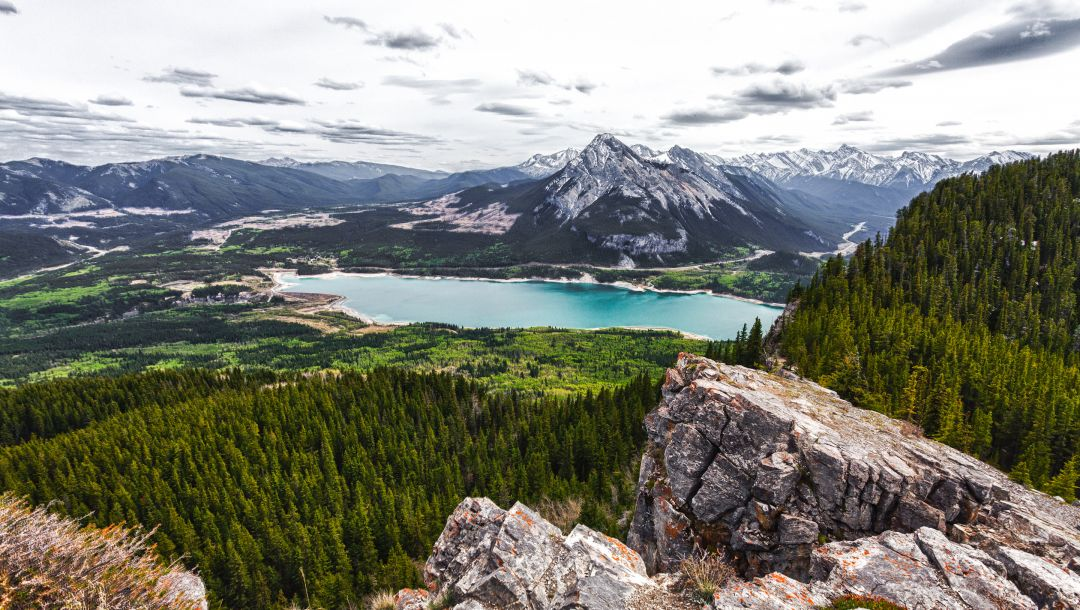 Канада,canada,Barrier lake,alberta