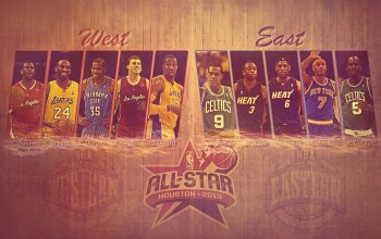 west,chris paul,all star,east,blake griffin,kevin durant,баскетбол,Kobe bryant