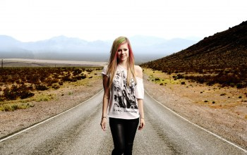 Avril lavigne,Music,the long road,singer,певица