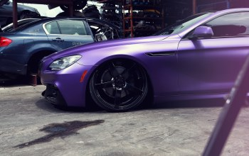 Purple,Bmw