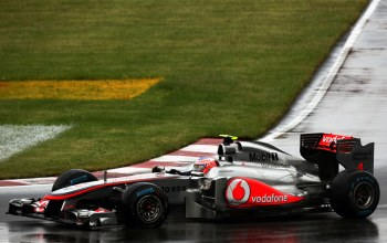 гран-при канады,Mclaren,шпилька casino,jenson button,canada,2011