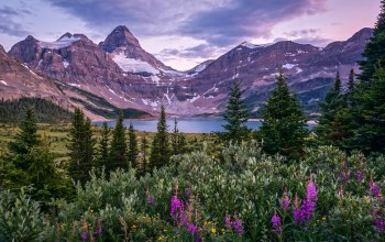 british columbia,Mount Assiniboine,canada,lake magog,Mount Assiniboine,canadian rockies