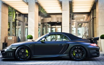 Techart,building,cabriolet,matt,911,997,porsche