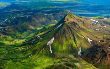 iceland,Natural,mountain