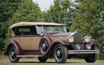 автомобиль,Packard Eight Dual Cowl Sport Phaeton 833