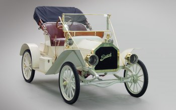 1908,model 10,Buick,Touring Runabout,кабриолет