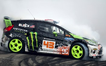 Monster energy,sportcar,ken block