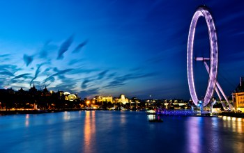 river,thames,england,london,london eye,uk