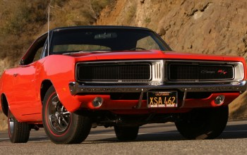 Red,1969,Charger RT,dodge