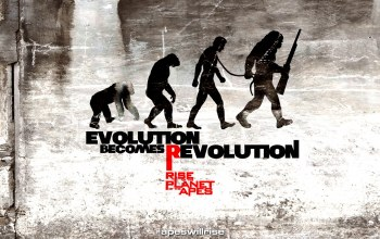 Evolution becomes Revolution,rise of the planet of the apes,Восстание планеты обезьян