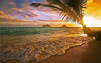 Hawaii sunrise,отдых