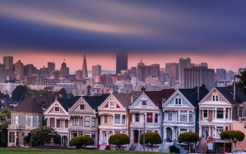 california,san francisco,сша,alamo square