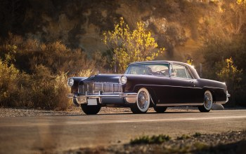continental,Lincoln,1956,mark ii,60A,Luxury