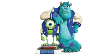 университет монстров,Monsters university,корпорация монстров