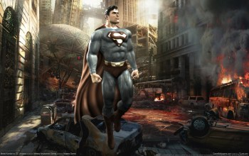 superman,Mortal kombat vs. dc universe,хаос