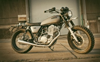 SR400,Yard-Built,ямаха,кастом