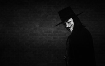V for vendetta,маска,улыбка,V - значит вендетта,Anonymous