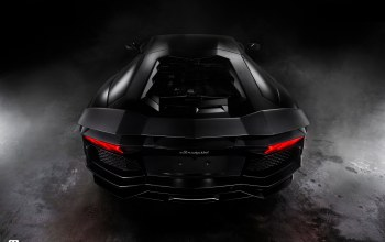 Lamborghini,by Perillo Collision Center,Johan Lee Photography,matte black