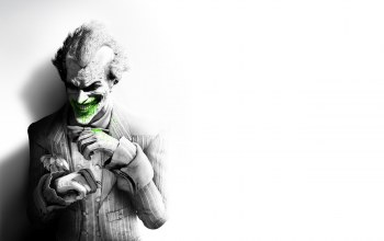 joker,arkham city