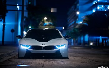 wheels,electro car,Germany,stance,Face,low,i8,Bmw
