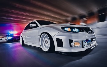 wrxsti,cops,White,in,car,stance,wallpapers,sexy,jdm,Speed,style