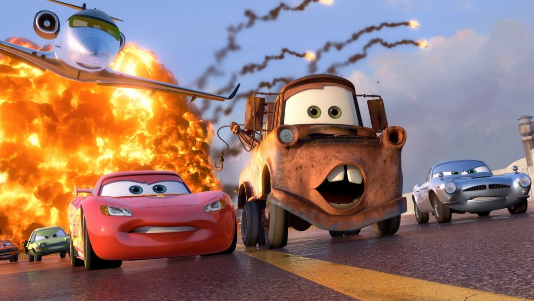 cars 2,sport,walt disney,tokio drift,Owen wilson,animated film,racing,pixar,lightning