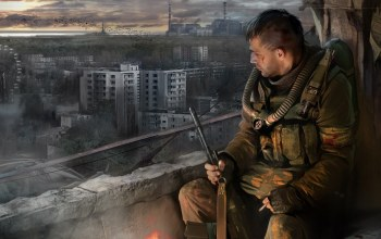 зов припяти,сталкер,call of pripyat