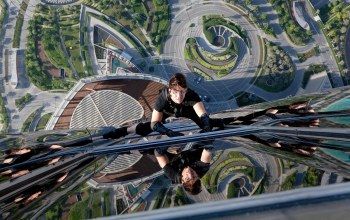 Mission impossible,ghost protocol