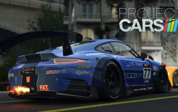 Project cars,games