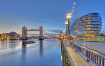 tower bridge,river thames,City hall,london,england