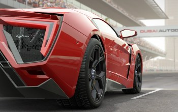 Project cars,Slightly Mad Studios,Lykan hypersport,Community Assisted Racing Simulator,namco bandai games,Madness Engine,supercar