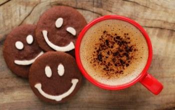 cookies,coffee,кофе,шоколад,chocolate,cup,smiley,beans