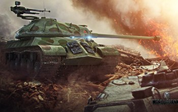 World of tanks,ис-3,CCCР