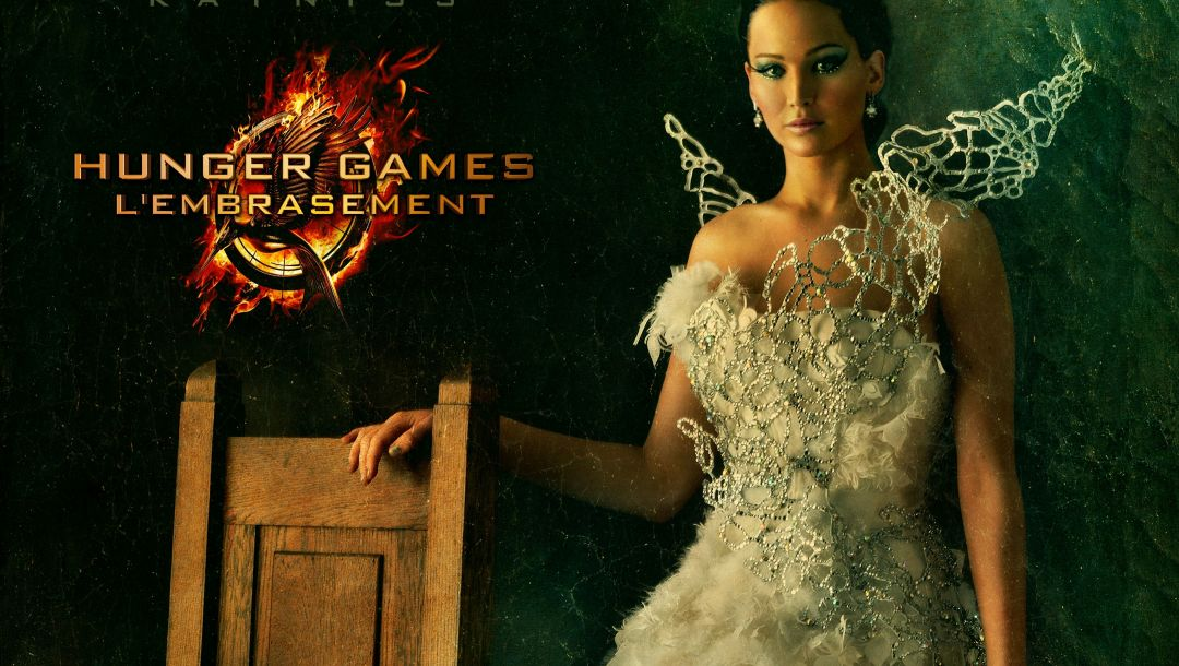 обои Jennifer Lawrence The Hunger Games Catching Fire 12