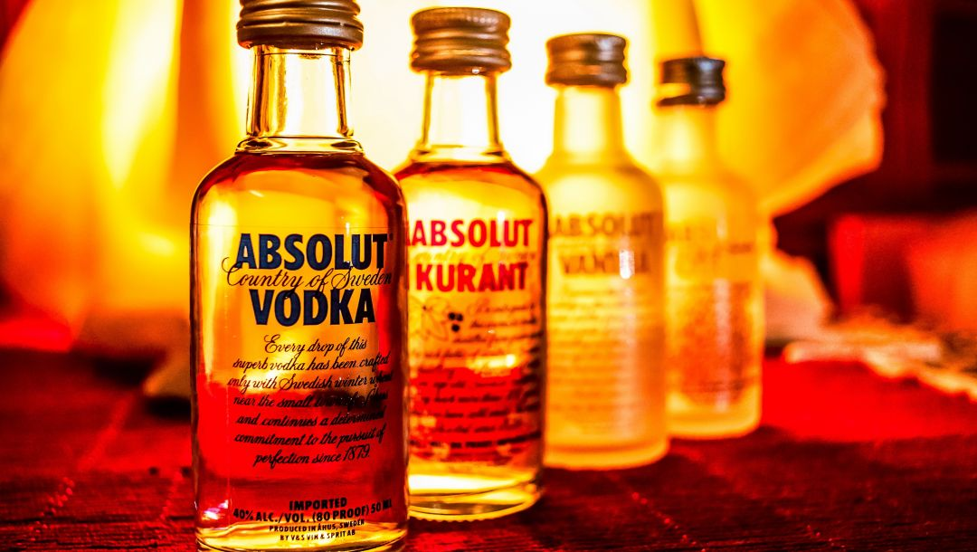 Absolut,водка