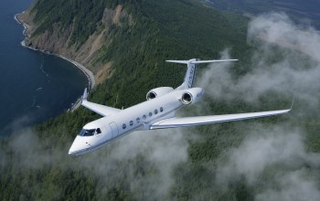 aerospace g550,showing,Gulfstream