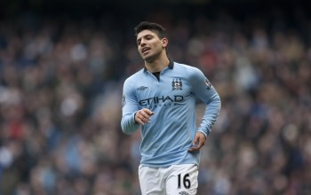 серхио агуэро,Sergio Leonel Agüero del Castillo,Manchester City Football Club,Манчестер ...