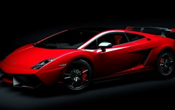 галлардо,superleggera,красная,Lamborghini,Red,lp560-4,ламба