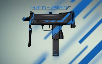 gun,workshop,cs:go,counter strike,steam,coridium,MAC ...,valve,global offensive,weapon,asiimov