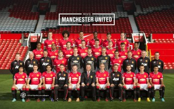 Manchester united squad,mufc,2014/2015