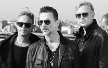 Depeche mode,andrew fletcher,martin gore,David gahan,delta machine